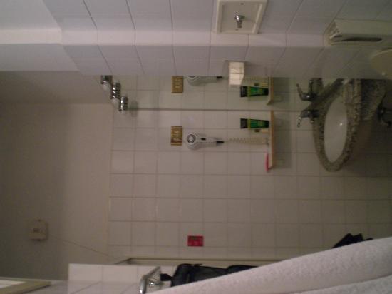 Hotel Santa Maria : small Bathroom