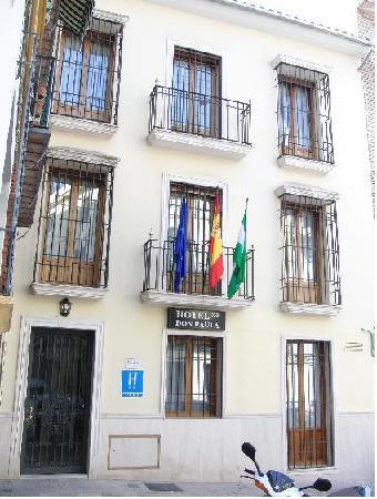 Hotel Don Paula : THE HOTEL