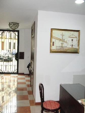 Hotel Don Paula: HOTEL LOBBY