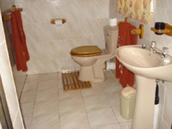 a Zaganaga Kruger Lodge: all Bathrooms
