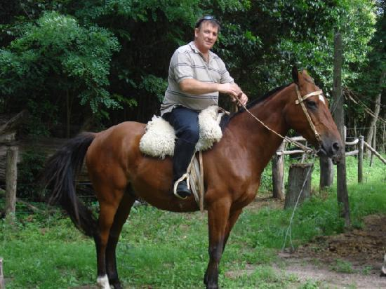 a Zaganaga Kruger Lodge: Horse riding nearby