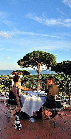 """Chateau De La Messardiere: Restaurant """"Les 3 saisons"""""""