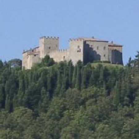 Castello di Montegiove - 1281 AD