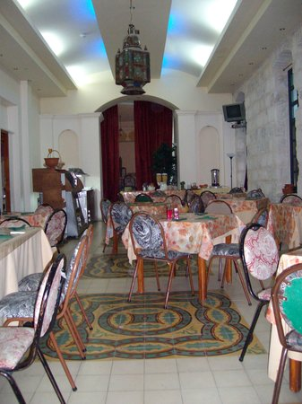 New Imperial Hotel : restaurant/banquet hall
