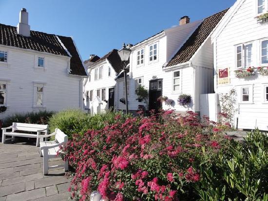 สตาวังเงร์, นอร์เวย์: Old Town Stavanger