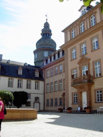 Hotel Buckmann: mooi kasteel in de buurt