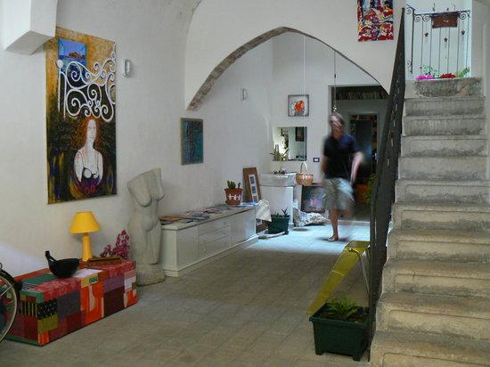 Casa Vacanza Stefano Spallino: ingresso