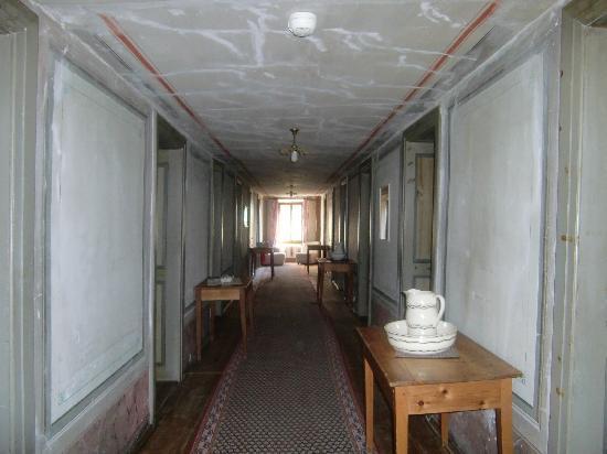 Hotel Weisshorn : pasillo habitaciones
