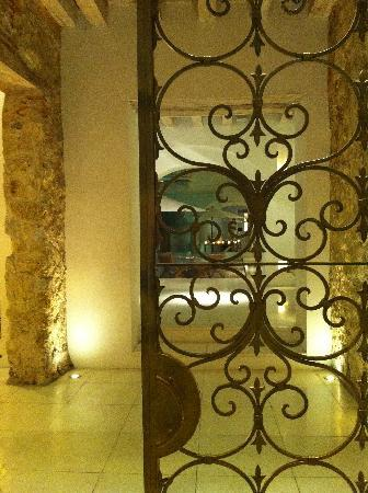 Gateway into the Tcherassi Hotel