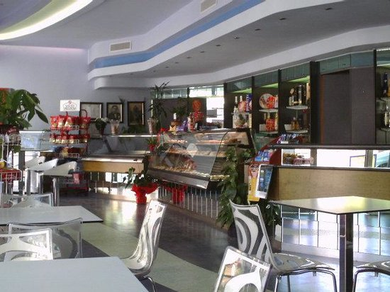 Tourist Bar Restaurant : Bar Tourist