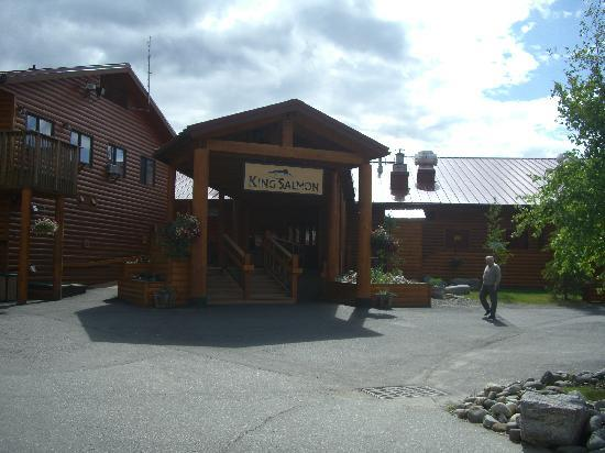 Mt. McKinley Princess Wilderness Lodge: Ristorante