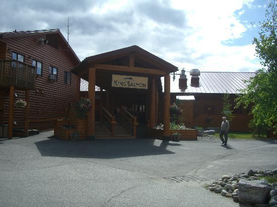 Mt. McKinley Princess Wilderness Lodge : Ristorante