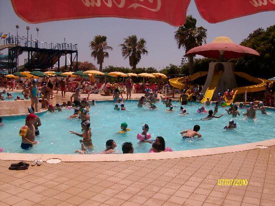 Hotel Baglio Basile: piscina