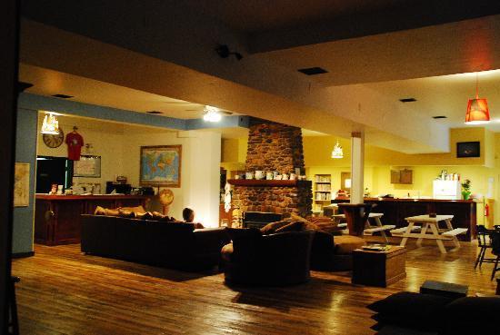 Dreamcatcher Hostel: common area