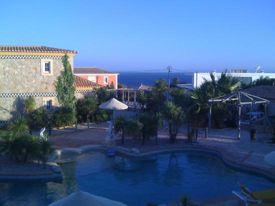 Quinta Do Mar Da Luz: Vistas desde la habitación