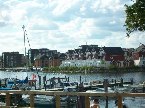 Sønderborg, Danmark: The Marina