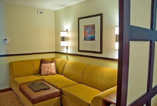 Hyatt Place Chesapeake/Greenbrier: Room Interior 3