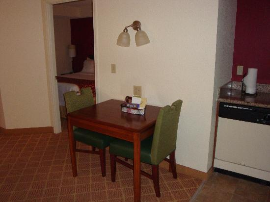 Residence Inn Washington, Dc/Dupont Circle: Dining area