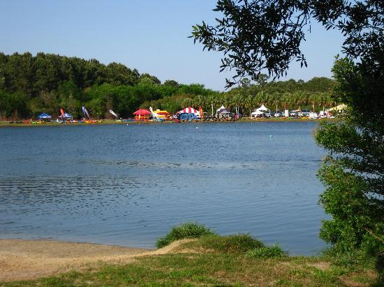 James Island County Park Campground & Cottages: Host of the East Coast Kayak and Canoe Festival each April