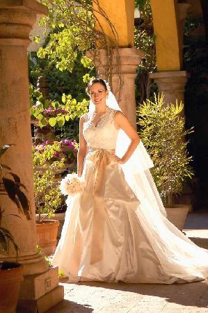 Hacienda De Los Santos: Beautiful Hacienda Bride