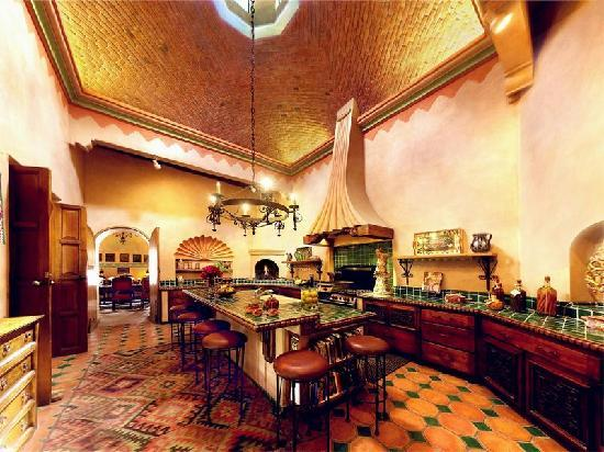 Hacienda De Los Santos: Cooking Classes Held in this Hacienda Cocina