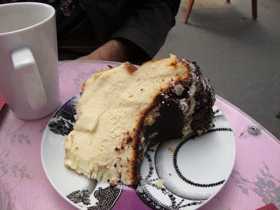 The cool : Homemade Cheesecake