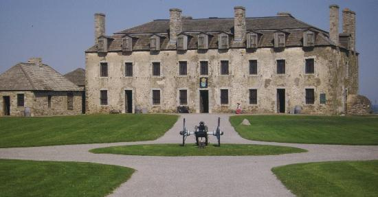 ‪‪Youngstown‬, نيويورك: The French Castle, Ft. Niagara‬