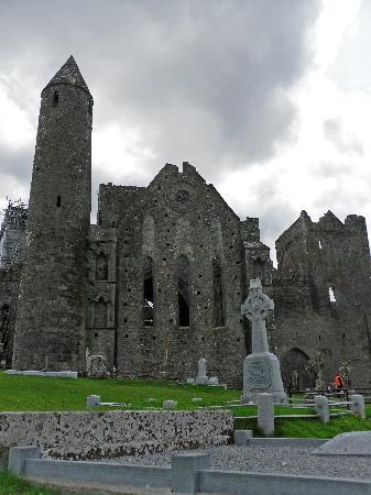 Zachodnia Irlandia, Irlandia: St Patrick's Rock of Cashel