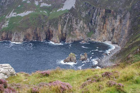 Oeste de Irlanda, Irlanda: Slieve League Cliffs
