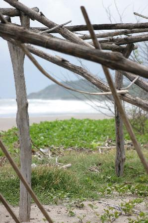 Club Surf Popoyo: beachfront