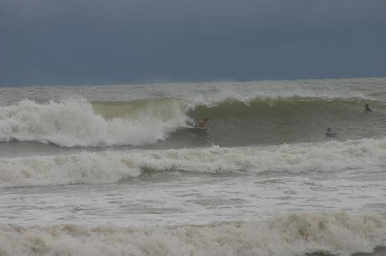 Club Surf Popoyo: the surf