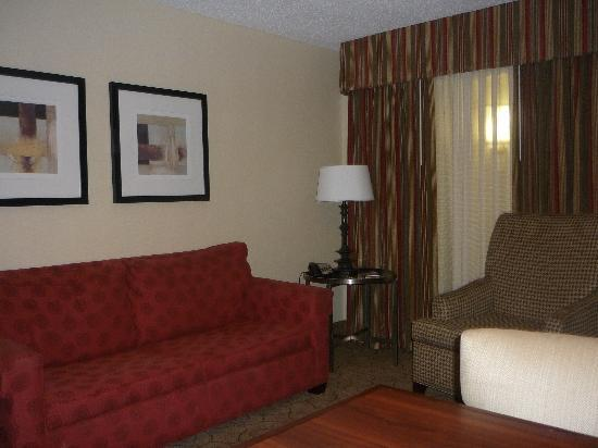 Embassy Suites by Hilton Memphis: Comfortable living room