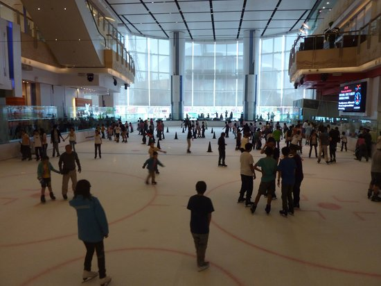 ‪Ice Rink (Elements Mall)‬
