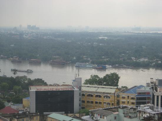 Caravelle Saigon : Room View 1