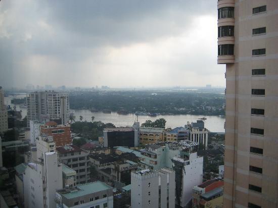 Caravelle Saigon : Room View 2