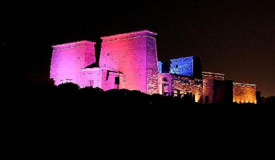 Sound and Light Show - Philae: How to see the temple in a new light, i would def recommend it