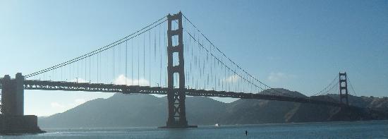 San Francisco, CA: Golden Gate Bridge