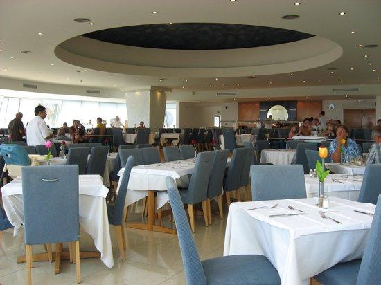 Hotel Calypso: restaurant climatisé