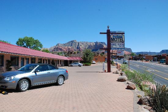 Sedona Motel: kostenlos parken
