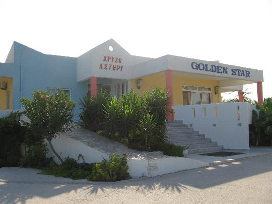 Golden Star Hotel Apartments: esterno