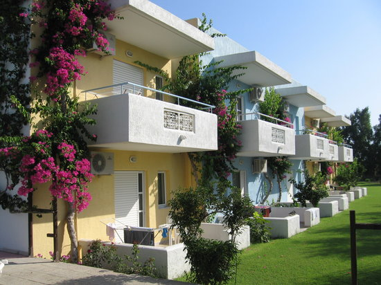Golden Star Hotel Apartments: appartamenti