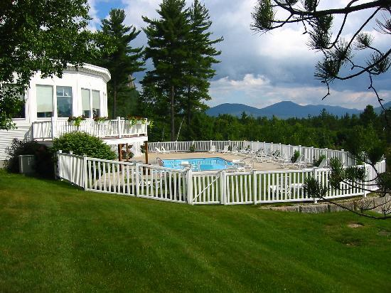 White Mountain Hotel and Resort: Der Pool