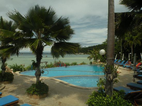 Ko Tao Resort: la piscine sympathique