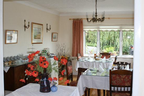 Bearna Rua Lodge : Breakfastroom