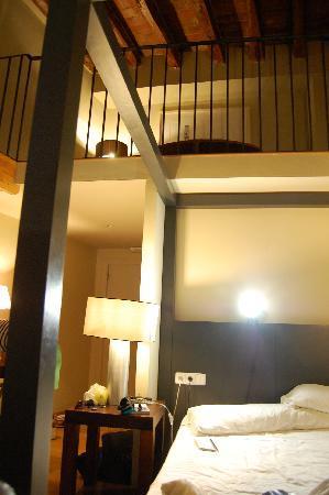 Hotel Banys Orientals: Suite