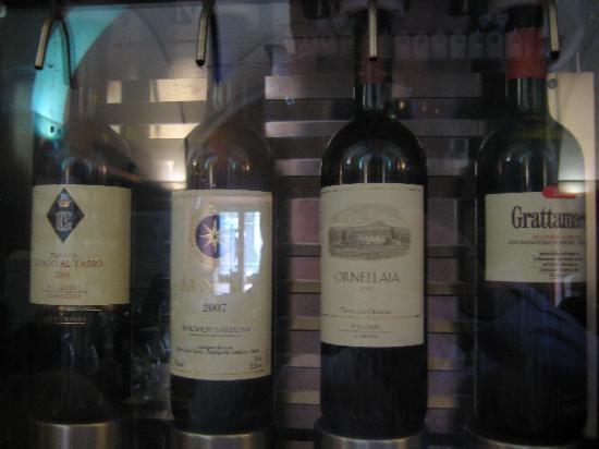 Enoteca Tognoni: Weintasting