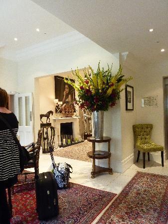 The Tophams Hotel Belgravia: Reception