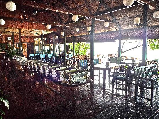 Lankayan Island Dive Resort: where you eat
