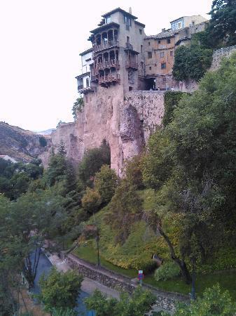 Parador de Cuenca: Vistas del parador