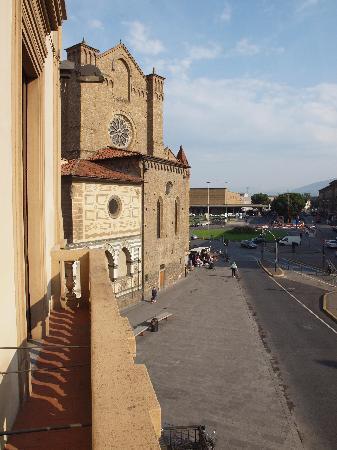 Fiorentino: view from windoq